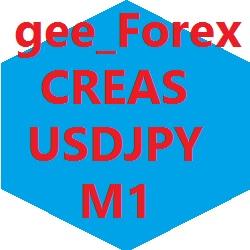 FX自動売買EA gee_Forex_CREAS_USDJPY_M1