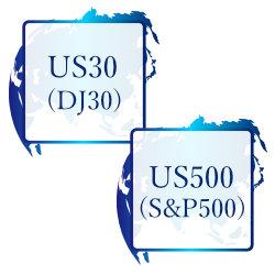 US500(S&P500)與US30(DJ30)的不同